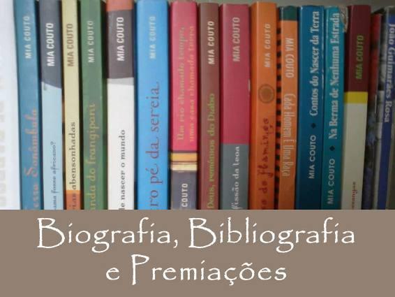 Bibliografia, Biografia e Premiações