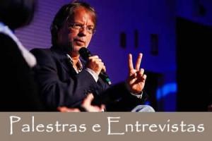 Palestras e Entrevistas
